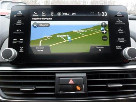 2019 Honda Accord Touring 1.5T (Stk: 10833) in Brockville - Image 2 of 22