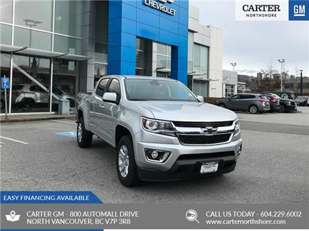 2020 Chevrolet Colorado LT (Stk: CL59480) in North Vancouver - Image 1 of 13