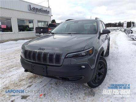 2020 Jeep Cherokee Sport (Stk: 20052) in Pembroke - Image 1 of 24