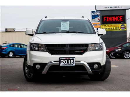 2016 Dodge Journey Crossroad (Stk: 191479) in Chatham - Image 2 of 26