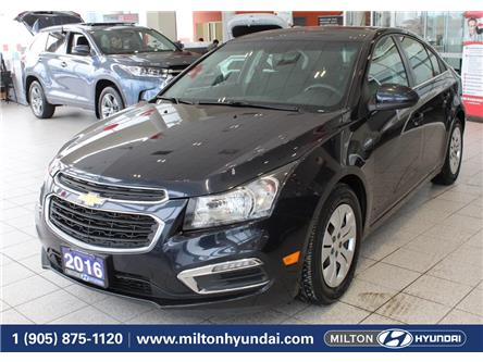 2016 Chevrolet Cruze LT Auto (Stk: 718053) in Milton - Image 1 of 34