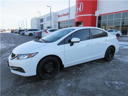 2014 Honda Civic LX (Stk: 27894A) in Ottawa - Image 2 of 17
