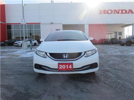 2014 Honda Civic LX (Stk: 27894A) in Ottawa - Image 1 of 17