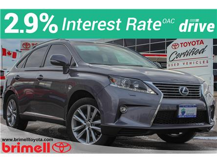 2015 Lexus RX 350 Sportdesign (Stk: 207551A) in Scarborough - Image 1 of 25