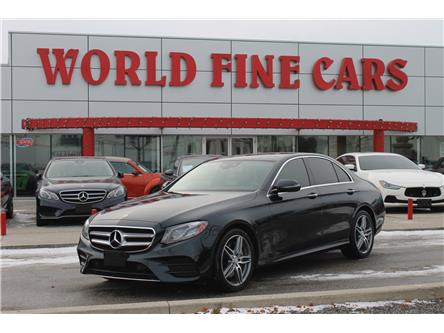 2017 Mercedes-Benz E-Class Base (Stk: 1262) in Toronto - Image 1 of 24