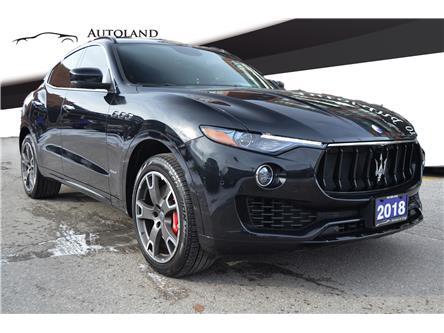 2018 Maserati Levante S GranLusso (Stk: U16649) in Thornhill - Image 1 of 30