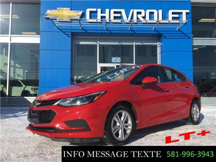 2018 Chevrolet Cruze LT Auto (Stk: X8077) in Ste-Marie - Image 1 of 30