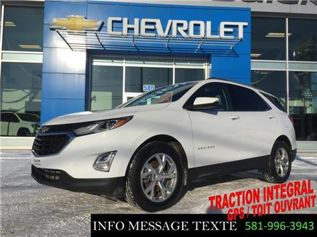 2019 Chevrolet Equinox LT (Stk: X8145) in Ste-Marie - Image 1 of 30