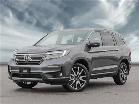 2020 Honda Pilot Touring 8P (Stk: I200461) in Mississauga - Image 1 of 27