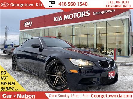 2011 BMW M3 H/T CABRIOLET | BRAND NEW WHEELS TIRES & BRAKES | (Stk: SG19001B) in Georgetown - Image 1 of 30