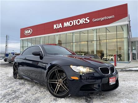 2011 BMW M3 H/T CABRIOLET | BRAND NEW WHEELS TIRES & BRAKES | (Stk: SG19001B) in Georgetown - Image 2 of 30