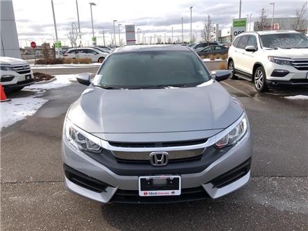 2016 Honda Civic LX (Stk: I200100A) in Mississauga - Image 2 of 18