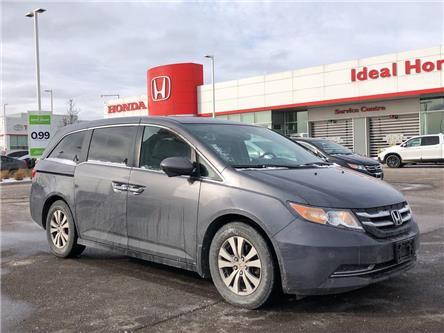 2016 Honda Odyssey EX-L (Stk: I200014A) in Mississauga - Image 2 of 14