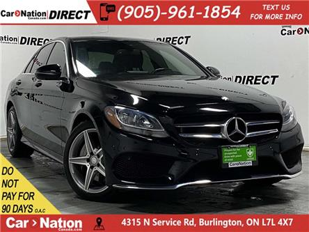2017 Mercedes-Benz C-Class Base (Stk: CN6114) in Burlington - Image 1 of 36