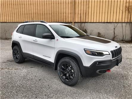 2020 Jeep Cherokee Trailhawk (Stk: 2165) in Windsor - Image 1 of 14
