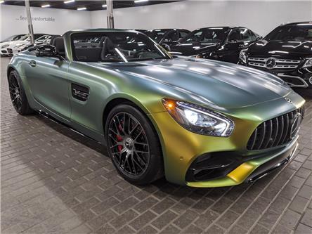 2018 Mercedes-Benz AMG GT C Base (Stk: 5214) in Oakville - Image 1 of 27