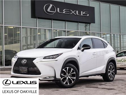2017 Lexus NX 200t Base (Stk: 20348A) in Oakville - Image 1 of 22
