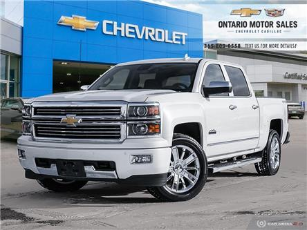 2015 Chevrolet Silverado 1500 High Country (Stk: 118163A) in Oshawa - Image 1 of 36