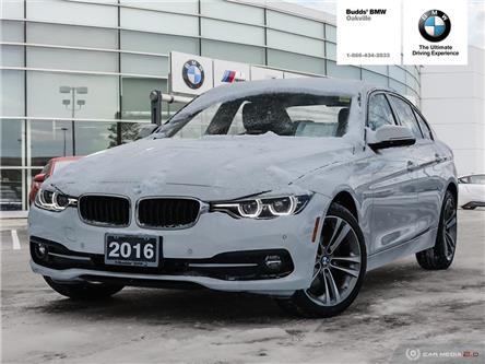2016 BMW 328d xDrive (Stk: DB5872) in Oakville - Image 1 of 27