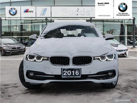 2016 BMW 328d xDrive (Stk: DB5872) in Oakville - Image 2 of 27