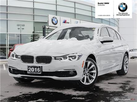 2016 BMW 328d xDrive (Stk: DB5874) in Oakville - Image 1 of 26