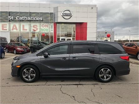 2018 Honda Odyssey EX-L (Stk: P2521A) in St. Catharines - Image 1 of 21