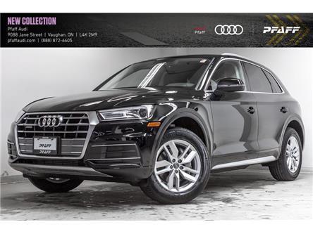 2020 Audi Q5 45 Komfort (Stk: T17897) in Vaughan - Image 1 of 22