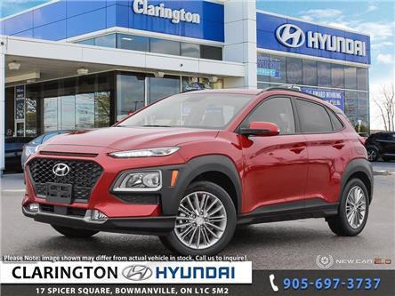 2020 Hyundai Kona 2.0L Preferred (Stk: 19963) in Clarington - Image 1 of 24