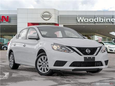 2019 Nissan Sentra 1.8 SV (Stk: PH0013) in Etobicoke - Image 1 of 19