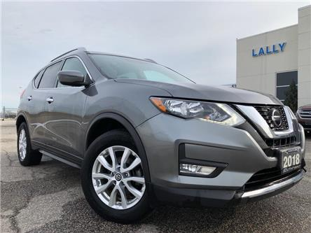 2018 Nissan Rogue  (Stk: S10460R) in Leamington - Image 1 of 23