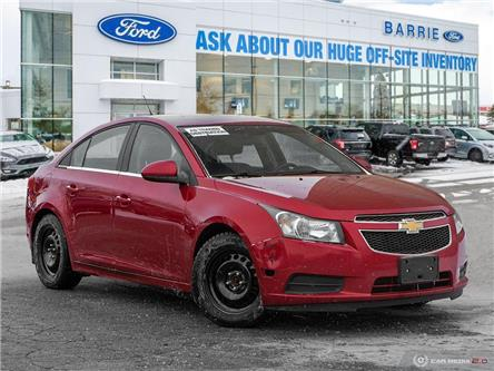 2014 Chevrolet Cruze 2LT (Stk: 6453RJA) in Barrie - Image 1 of 25