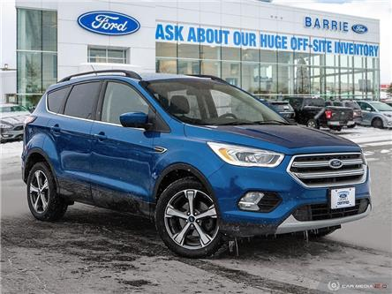 2017 Ford Escape SE (Stk: T1118A) in Barrie - Image 1 of 24