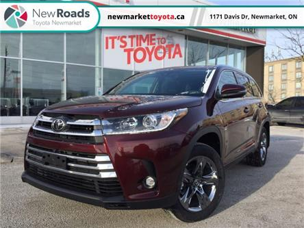 2019 Toyota Highlander Limited (Stk: 34614) in Newmarket - Image 1 of 22
