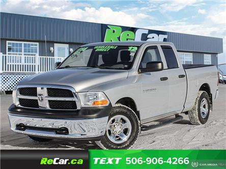 2012 RAM 1500 ST (Stk: 191098B ) in Fredericton - Image 1 of 22