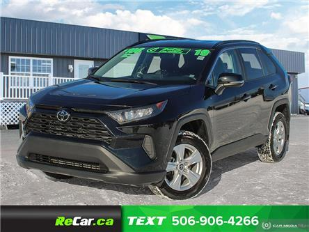 2019 Toyota RAV4 LE (Stk: 191419A) in Fredericton - Image 1 of 23