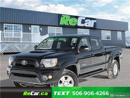 2015 Toyota Tacoma V6 (Stk: 191450A) in Saint John - Image 1 of 22