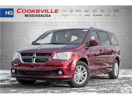 2019 Dodge Grand Caravan CVP/SXT (Stk: KR803616) in Mississauga - Image 1 of 19