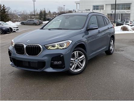 2020 BMW X1 xDrive28i (Stk: B20082) in Barrie - Image 1 of 5