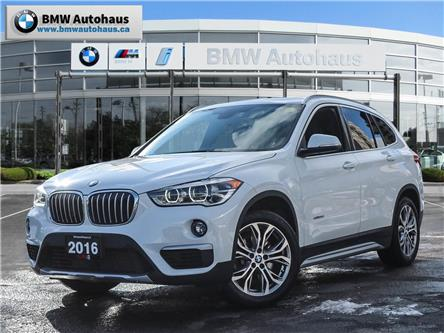 2016 BMW X1 xDrive28i (Stk: P9296) in Thornhill - Image 1 of 29
