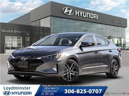 2020 Hyundai Elantra Sport (Stk: 0EL0142) in Lloydminster - Image 1 of 22