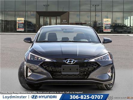 2020 Hyundai Elantra Sport (Stk: 0EL0142) in Lloydminster - Image 2 of 22