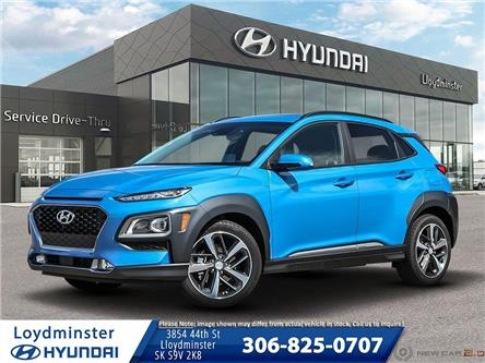 2020 Hyundai Kona 1.6T Ultimate (Stk: 0KO8216) in Lloydminster - Image 1 of 22