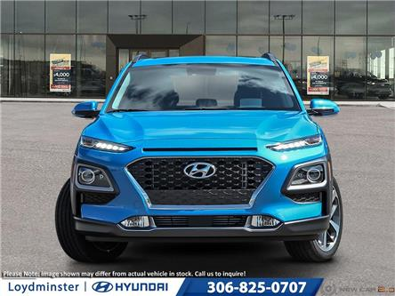 2020 Hyundai Kona 1.6T Ultimate (Stk: 0KO8216) in Lloydminster - Image 2 of 22