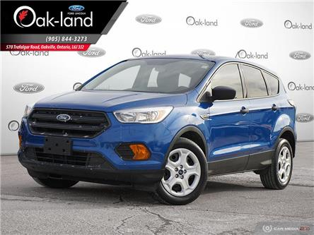 2017 Ford Escape S (Stk: 0T063A) in Oakville - Image 1 of 27