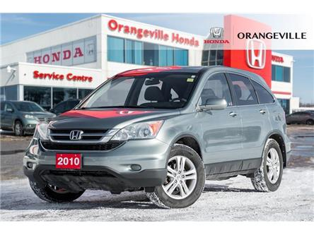 2010 Honda CR-V EX (Stk: V19338A) in Orangeville - Image 1 of 17