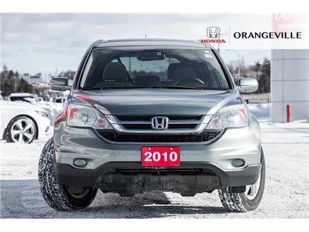 2010 Honda CR-V EX (Stk: V19338A) in Orangeville - Image 2 of 17