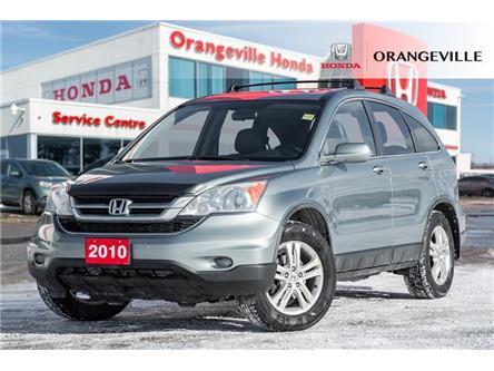 2010 Honda CR-V EX-L (Stk: V19425A) in Orangeville - Image 1 of 20