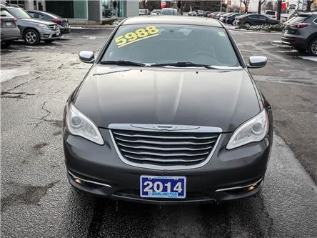 2014 Chrysler 200 Limited (Stk: 193268A) in Burlington - Image 2 of 16