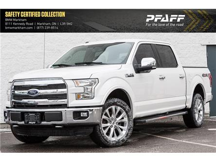 2016 Ford F-150 Lariat (Stk: D12711A) in Markham - Image 1 of 20