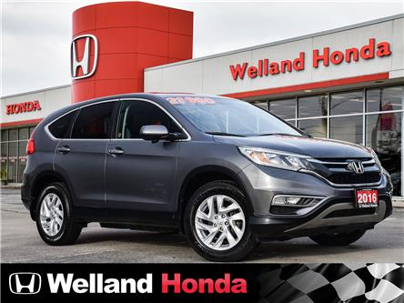 2016 Honda CR-V EX (Stk: U19167) in Welland - Image 1 of 19